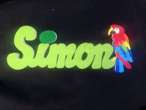 Name + Papagei